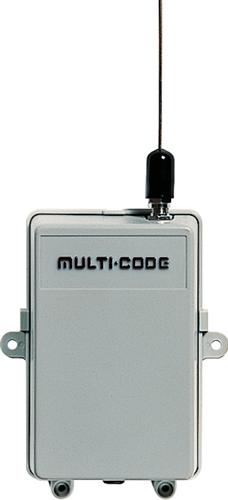 Linear Multi Code Receiver 1 Channel 12 24v Gate