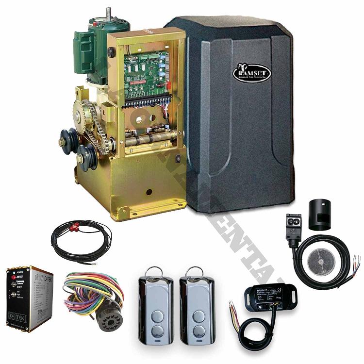 Sliding automatic gate operator kits electronic slide