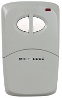MultiCode 412001 2-Channel Visor Transmitter