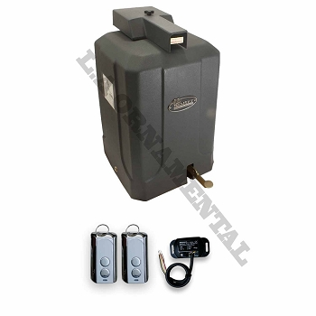 Ramset 300 residential gate opener kit 1