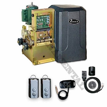 Ram 1000 Slide Commercial Gate Operator Kit 2C
