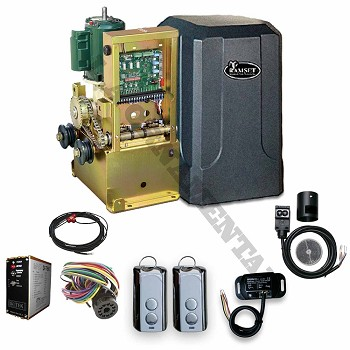 Ram 1000 Slide Commercial Gate Operator Kit 3C
